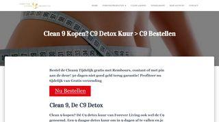 affirmations.nl/clean-9-kopen/