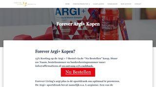 affirmations.nl/forever-argi-plus-kopen/