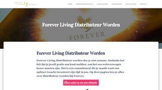 affirmations.nl/forever-living-distributeur-worden/