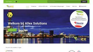 allex-solutions.com