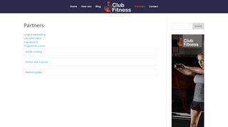 clubfitness.be/partners