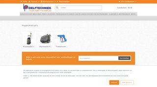 delftechniek.nl/reinigingstechniek/hogedrukreinigers