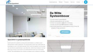 dewittesysteembouw.nl