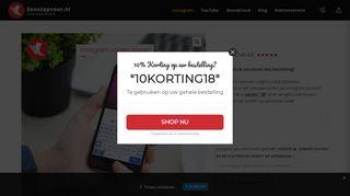 eenstapvoor.nl/product/instagram-volgers-kopen/