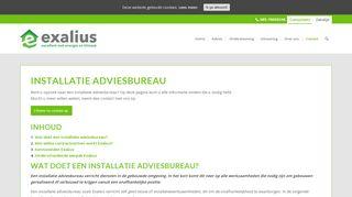 exalius.nl/installatie-adviesbureau/