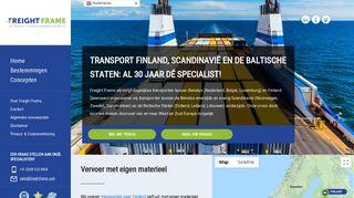 freightframe.com