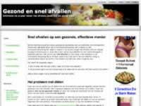 gezond-afvallen-in-een-week.nl