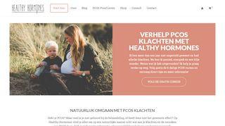 healthyhormones.eu