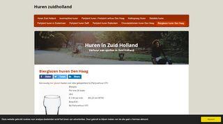 huren-zuidholland.jouwweb.nl/bierglazen-huren-den-haag