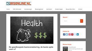 irsonline.nl