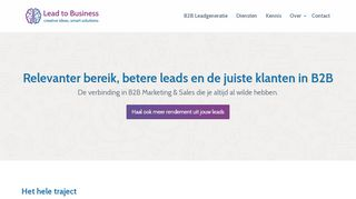 leadtobusiness.nl