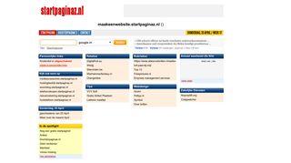 maakeenwebsite.startpaginaz.nl