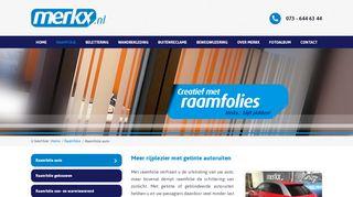 merkx.nl/raamfolie/raamfolie--auto
