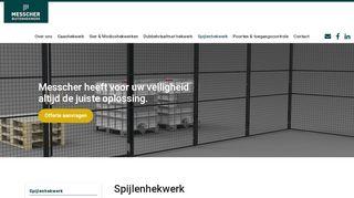 messcher.nl/buitenhekwerk/spijlenhekwerk/