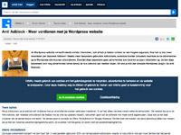 pc-en-internet.infonu.nl/tips-en-tricks/107143-anti-adblock-meer-verdienen-met-je-wordpress-website.html