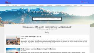 reisfanaten.nl