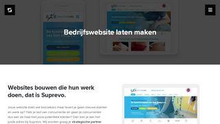 suprevo.com/bedrijfswebsite-laten-maken/
