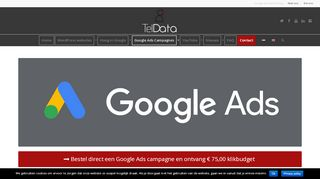 teldata.nl/google-ads-aanbieding/