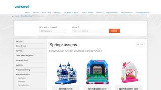 verhuur.nl/c156/springkussens-huren-luchtkussen-verhuur