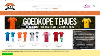 voetbalshirtjeswinkel.be