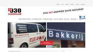 www.030reclame.nl