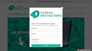 www.4dscreenprotectors.nl