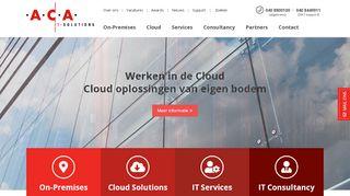 www.aca-it.nl