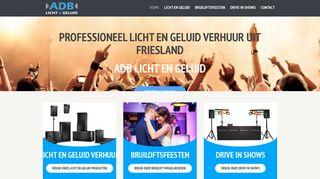 www.adblichtengeluid.nl