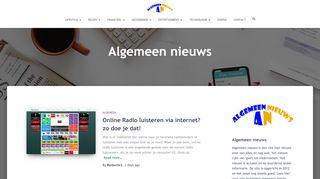 www.algemeennieuws.com