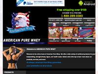 www.americanpurewhey.com