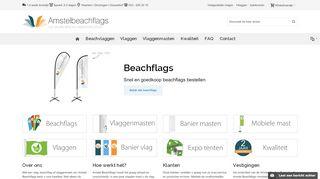 www.amstelbeachflags.nl