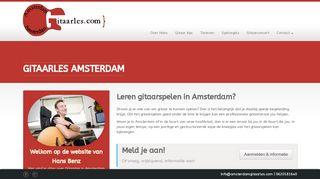 www.amsterdamgitaarles.com