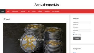 www.annual-report.be