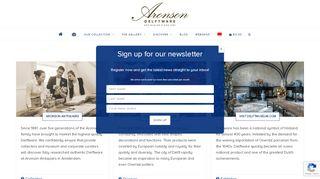 www.aronson.com