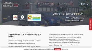 www.autofdw.nl