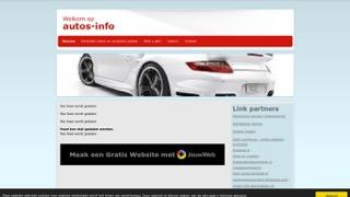 www.autos-info.jouwweb.nl