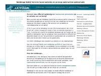www.axivorm.nl