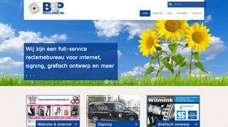 www.bbp-reclame.nl