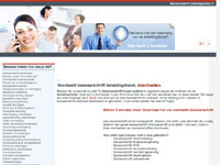 www.bezwaarschrift-belastingdienst.nl