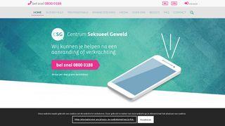www.centrumseksueelgeweld.nl