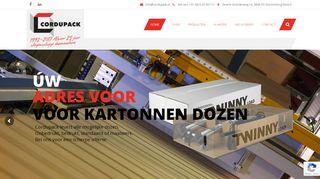 www.cordupack.nl