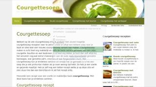 www.courgettesoep.info