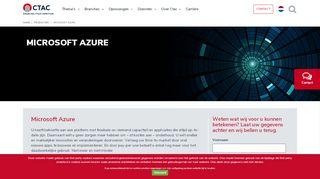 www.ctac.nl/producten/microsoft-azure