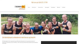 www.debedrijfspoli.nl