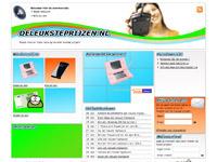 www.deleuksteprijzen.nl