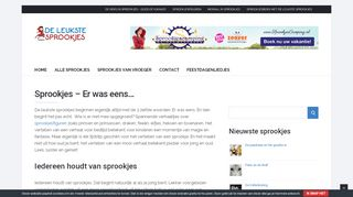 www.deleukstesprookjes.nl