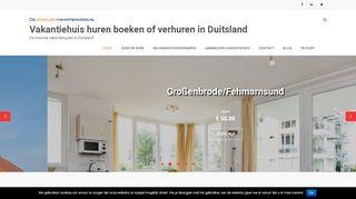 www.demooistevakantiehuizen.nl