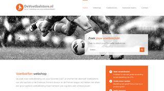 www.devoetbalstore.nl