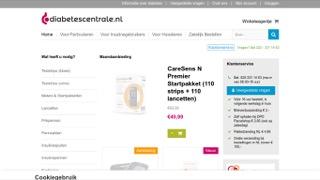 www.diabetescentrale.nl