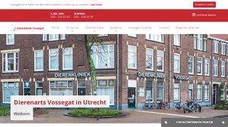 www.dierenkliniekvossegat.nl